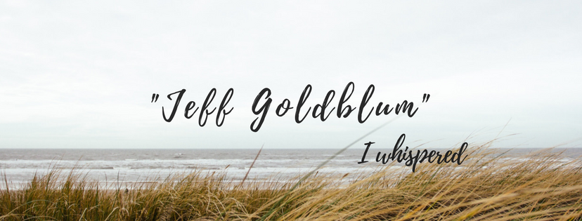 WTF Wednesdays #9: I ❤️ Jeff Goldblum